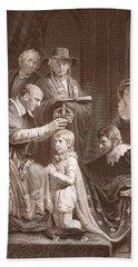 The Coronation Of Henry Vi, Engraved Beach Sheet by John Opie
