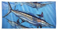 The Courtship Beach Towel