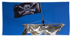 The Death Flag Beach Towel