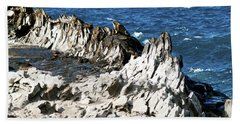 The Dragons Teeth I Beach Sheet