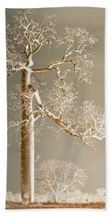 The Dreaming Tree Beach Towel by Holly Kempe