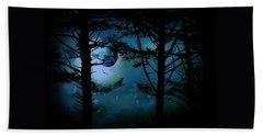 The Edge Of Twilight  Beach Towel by Micki Findlay