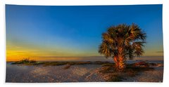 The Final Moments Beach Towel