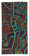 The Flow Beach Towel