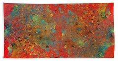 The Galaxy Contract Beach Towel