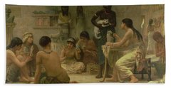 The Gods And Their Makers, 1878 Beach Towel