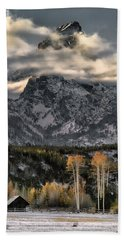 The Grand Teton Beach Towel