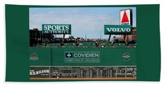 The Green Monster 99 Beach Towel
