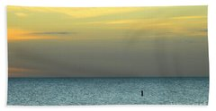 The Gulf Of Mexico Beach Towel