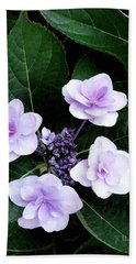 The Hydrangea  Beach Towel