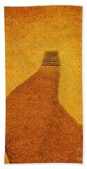 The Journey Beach Sheet by Carol F Austin