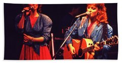 Beach Towel featuring the photograph The Judds by Mike Martin