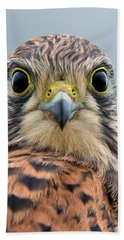 The Kestrel Face To Face Beach Towel