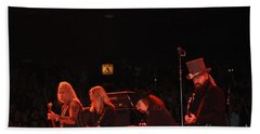The Lynyrd Skynyrd Guitar Army Beach Towel
