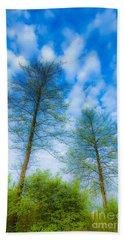 The Magic Forest-23 Beach Sheet
