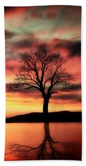 The Memory Tree Beach Towel