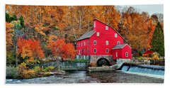 The Mill In Clinton Beach Towel