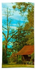 The Old Homestead 2 Beach Towel