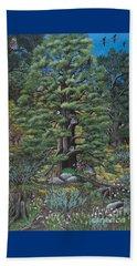 The Old Juniper Tree Beach Sheet