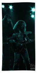 The Outlaws - Hughie Thomasson And Billy Jones-1st Release Special Price Beach Towel
