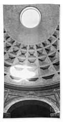 The Pantheon - Rome - Italy Beach Towel