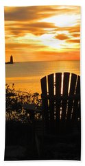 New Castle New Hampshire  Beach Towel