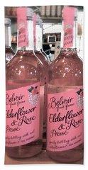 The Pink Drink Beach Sheet