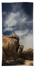 The Reclining Woman Beach Towel