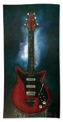 The Red Special Beach Towel