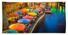 The Riverwalk Beach Towel