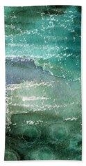 The Shallow End Beach Towel