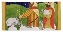The Shepherds Beach Towel
