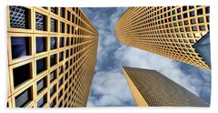The Sky Is The Limit Beach Towel by Ron Shoshani