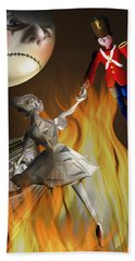The Steadfast Tin Soldier ...the Envy... Beach Towel