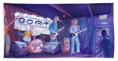 The Steepwater Band Beach Towel