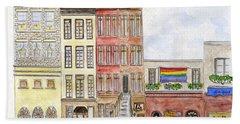 The Stonewall Inn Beach Sheet