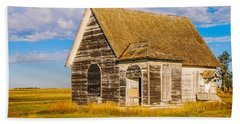 The Sunbeam Church Beach Towel