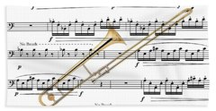 The Trombone Beach Sheet