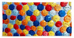 The Umbrella Sky Beach Sheet