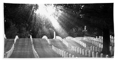 The Unknown Soldiers Beach Towel