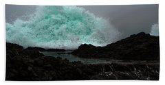 The Wall Series Frame 3 Full Res Beach Towel
