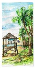 The Watcher Beach Sheet