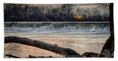 The White River Beach Towel