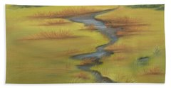 The Wicken Fen Beach Towel