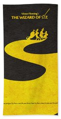 The Wizard Of Oz Beach Towel