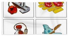 The Wonderful Wizard Of Oz Beach Sheet