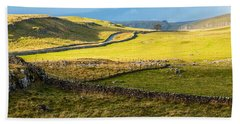 The Yorkshire Dales Beach Towel