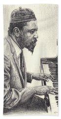 Thelonious Monk II Beach Sheet