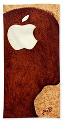 Think Different Tribute To Steve Jobs Beach Towel