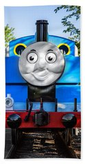 Thomas The Train Beach Towel